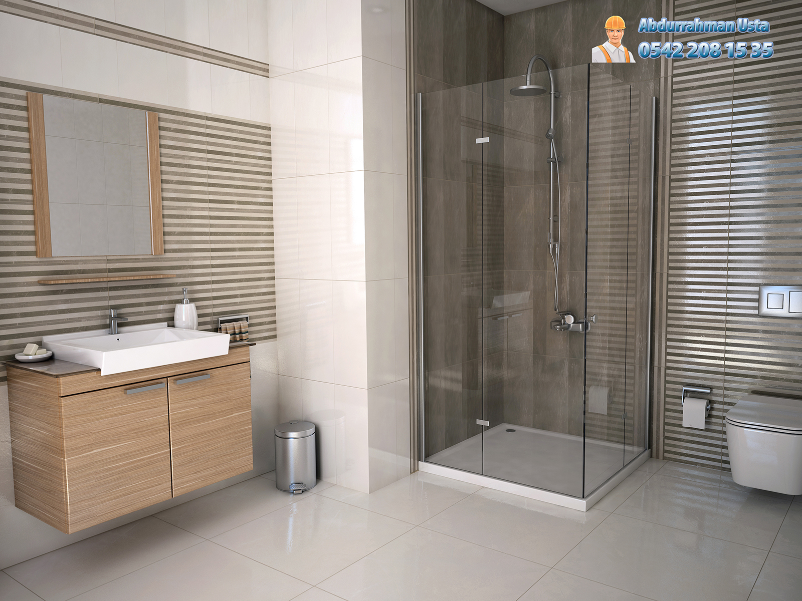 bursa gürsu banyo tamirat ve tadilat ustası