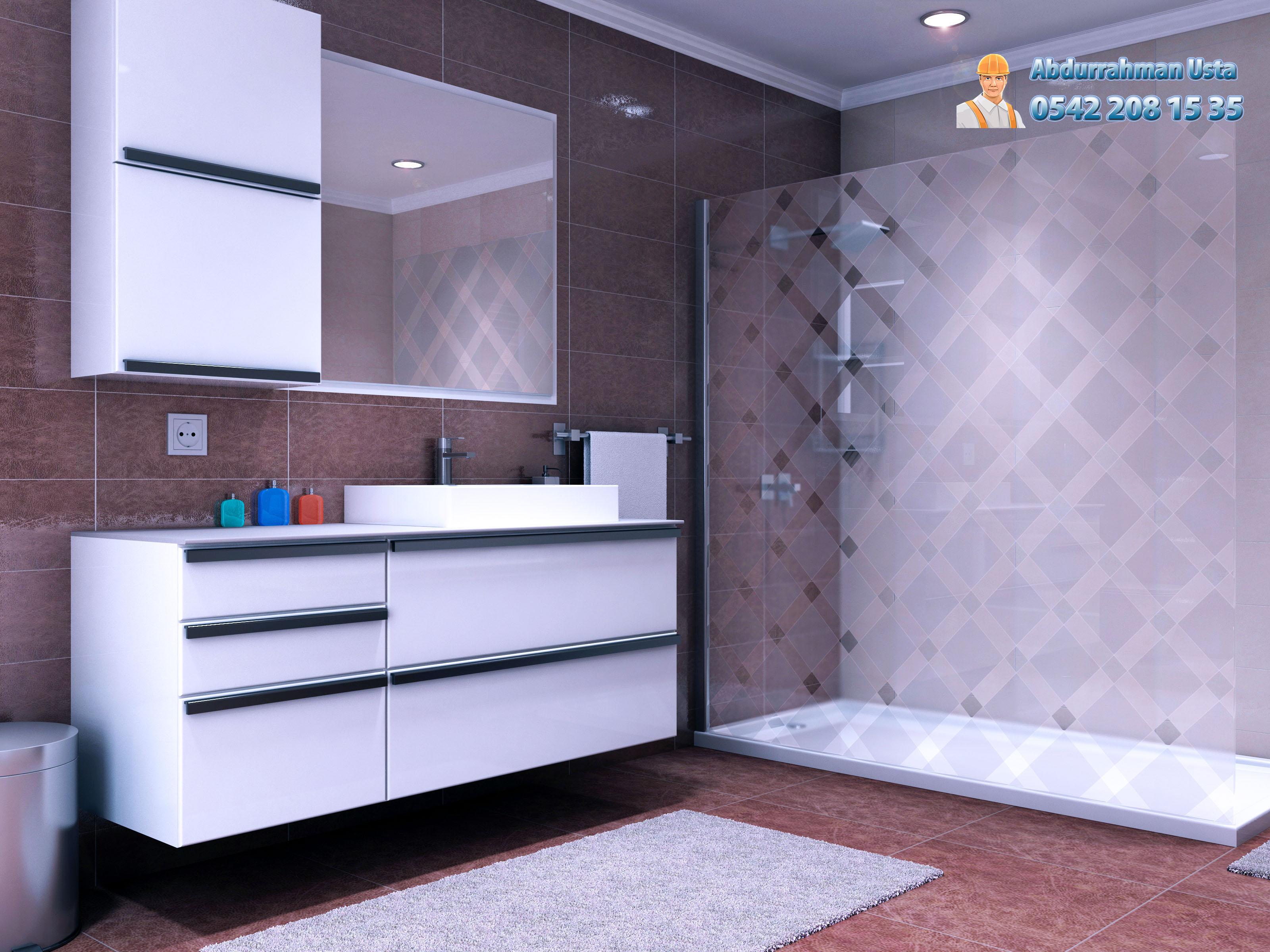bursa kestel banyo dekorasyon ve tadilat ustası