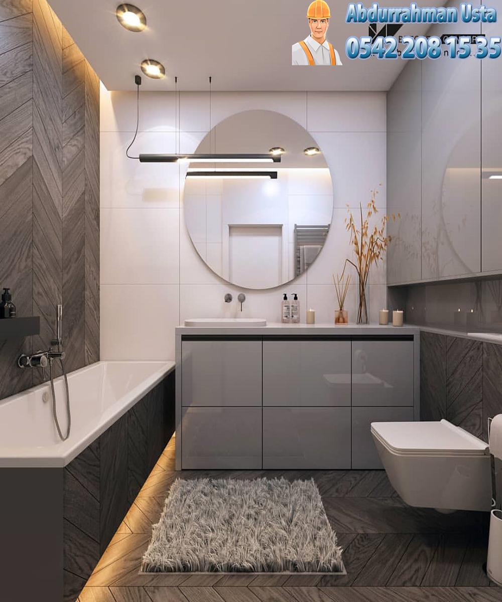 bursa nilüfer şık banyo ve tuvalet fayans ustası