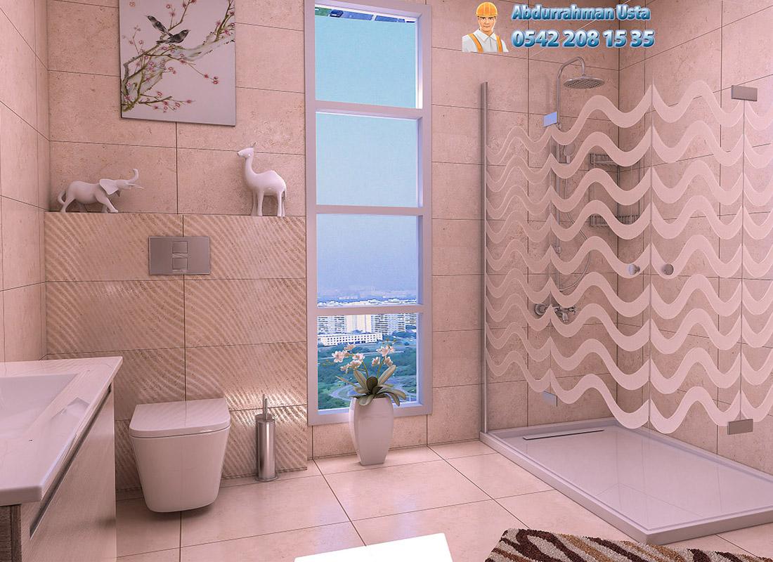 bursa yüzüncüyıl mahallesi banyo dekorasyon ve yenileme ustası