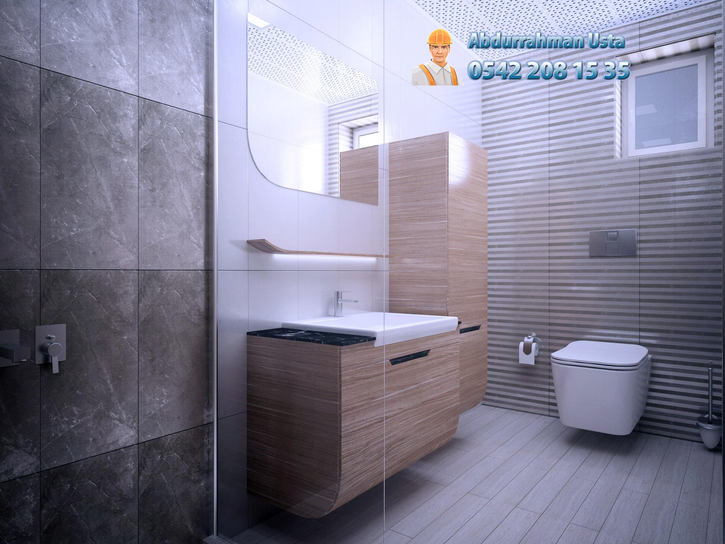 bursa osman gazi banyo, tuvalet fayans ustası